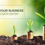 Grow your small and large business with data entry