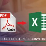 Add Worth to your business with PDF to Excel conversion services